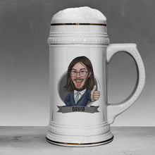 Load image into Gallery viewer, Groomsmen Beer Stein