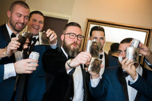 Load image into Gallery viewer, Groomsmen Flasks