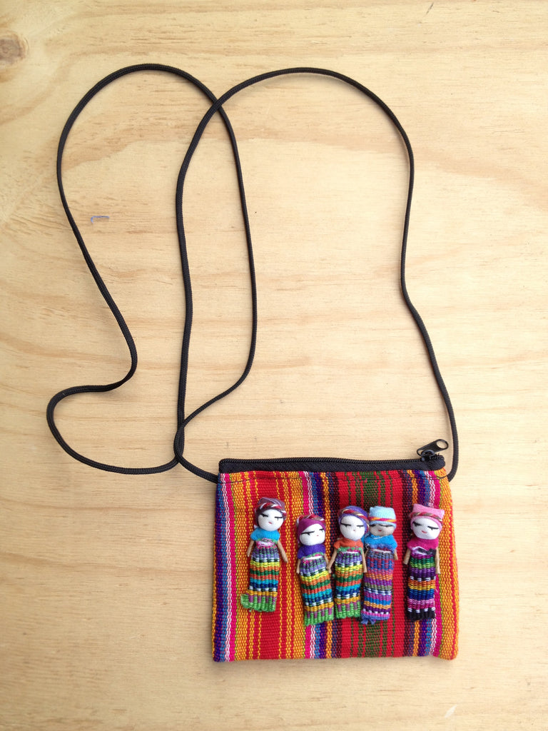 Worry Dolls Purse