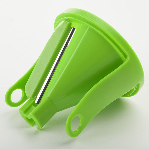 Zoodle Maker & Vegetable Spiralizer - The Helpful Kitchen