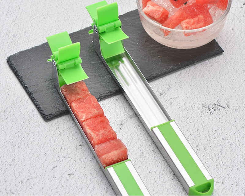 Watermelon Windmill Dicer - The Helpful Kitchen
