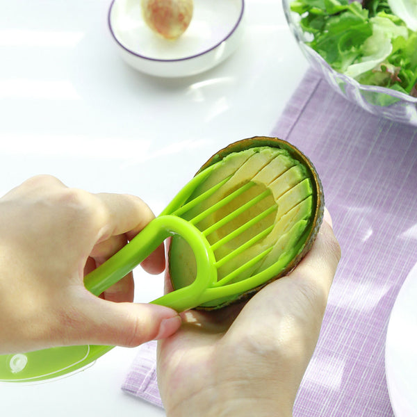 3-in-1 avocado knife - The Helpful Kitchen