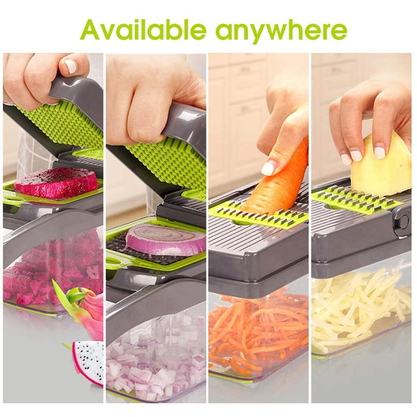 Ultimate Veggie Chopper & Mandoline