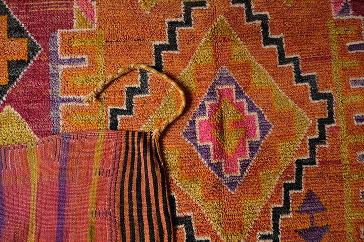 The carpets of the Middle Atlas and Eastern Morocco