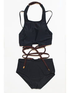 string swim wear