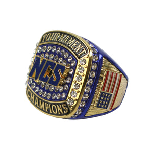 Metallic Admiral Blue Champions Ring (1 left)