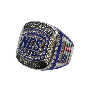 Metallic Admiral Blue Finalist Ring (59 left)