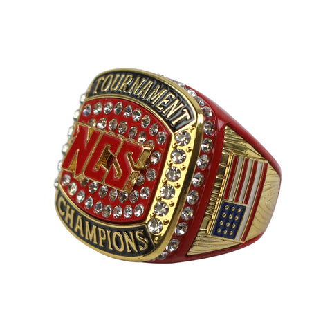 Fire Red Champions Ring (120 left)