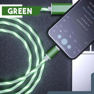 LED Magnetic Quick Charging Cable