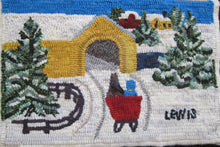 "Load image into Gallery viewer, Maud Lewis ""Covered Bridge"""