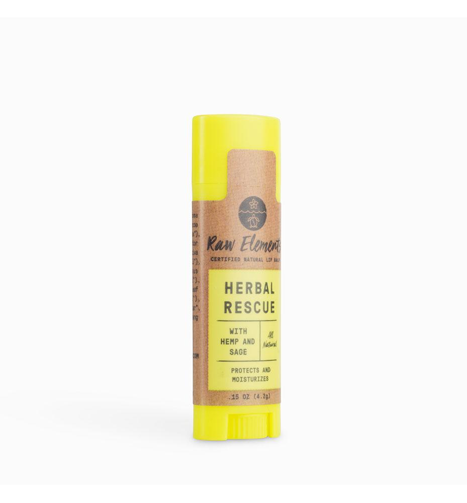 Raw Elements Herbal Rescue Lip