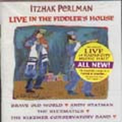 Itzhak Perlman - Live - In The Fiddlers House