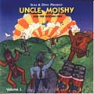 Uncle Moishy - Uncle Moishy Vol 1