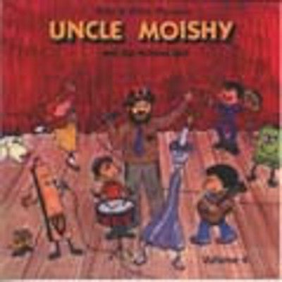 Uncle Moishy - Uncle Moishy Vol 4