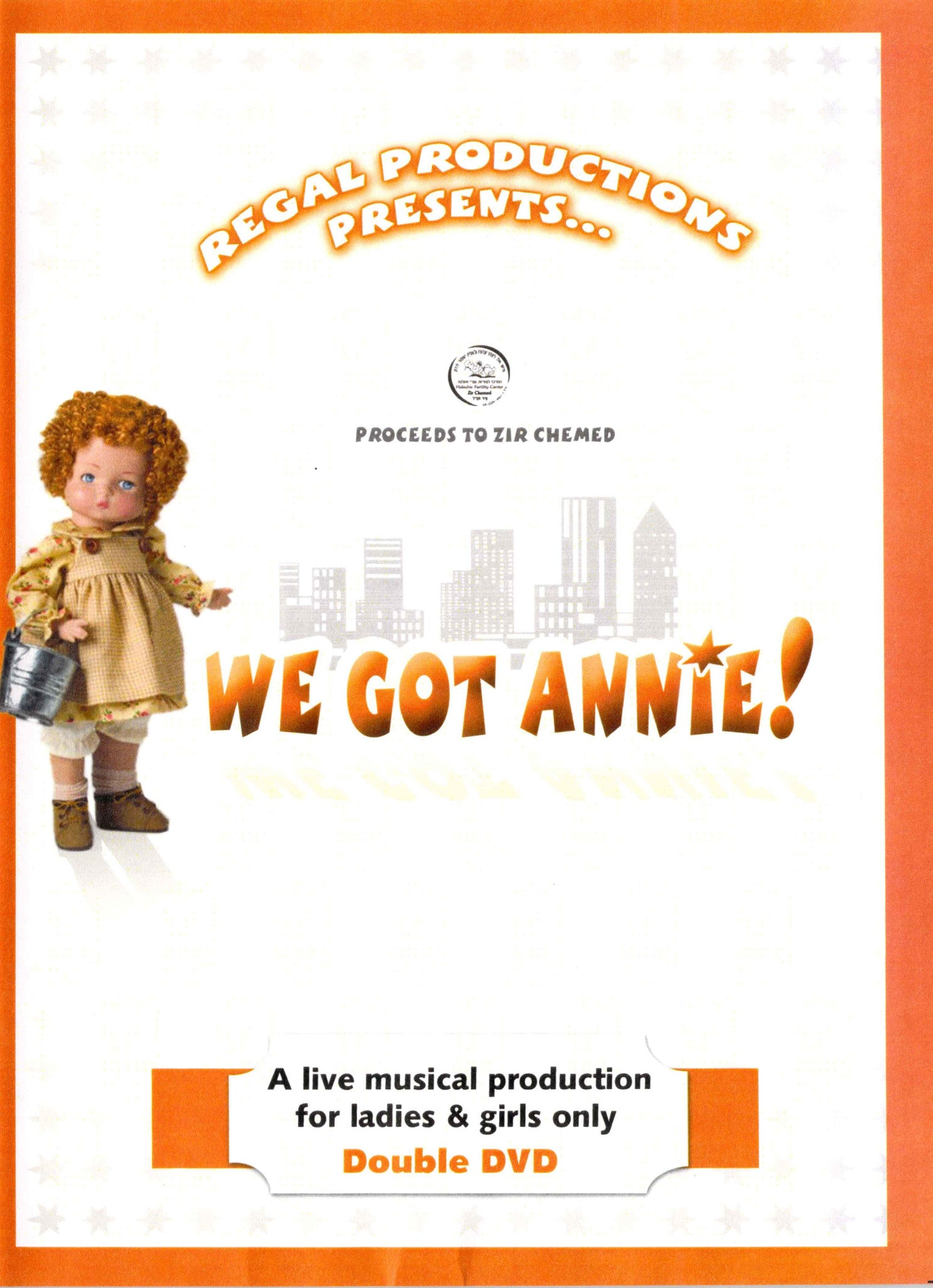 Regal Productions Zir Chemed - We Got Annie (For Women Only)