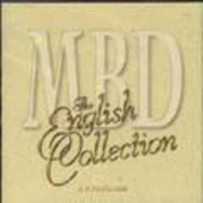 Mordechai Ben David or MBD - The English Collection