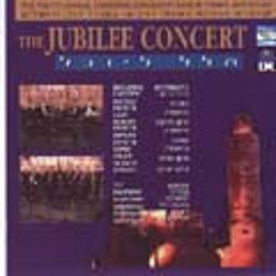 Various Cantors - The Jubilee Concert