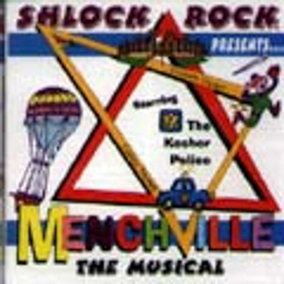 Shlock Rock For Kids - Menchville