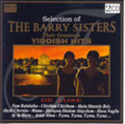Barry Sisters - A Selection of Their Gretaest Yiddish Hits