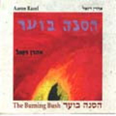 Aaron Razel - The Burning Bush