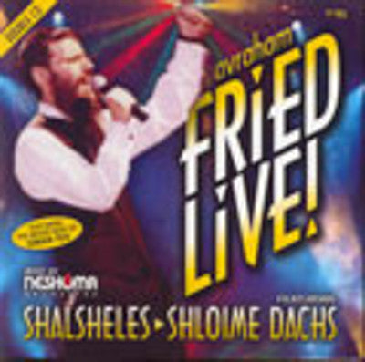 Avraham Fried - Avraham Fried Live