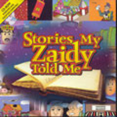 Moshe Yess - Stories My Zaide Told Me