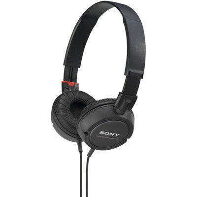 Sony MDRZX100/BLK ZX Series Stereo Headphones