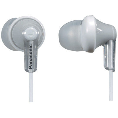 Panasonic RPHJE120S In-Ear Headphone, Silver