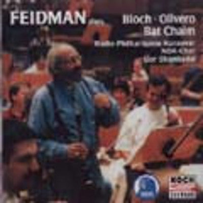 Giora Feidman - Plays Bloch