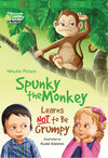 Spunky the Monkey Learns not... Grumpy