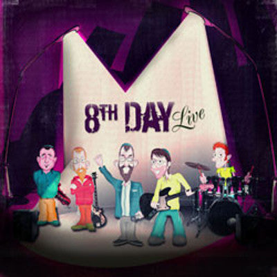8th Day Band - Live