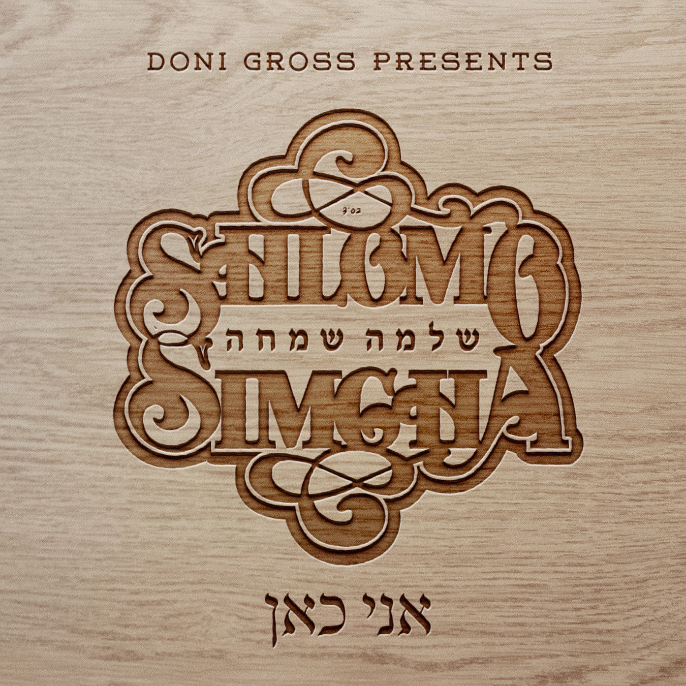 Shlomo Simcha - Ani Kan