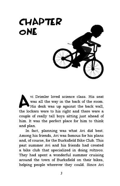 The Burksfield Bike Club: Book 4 - Operation Snowman