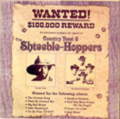 Country Yossi - WANTED