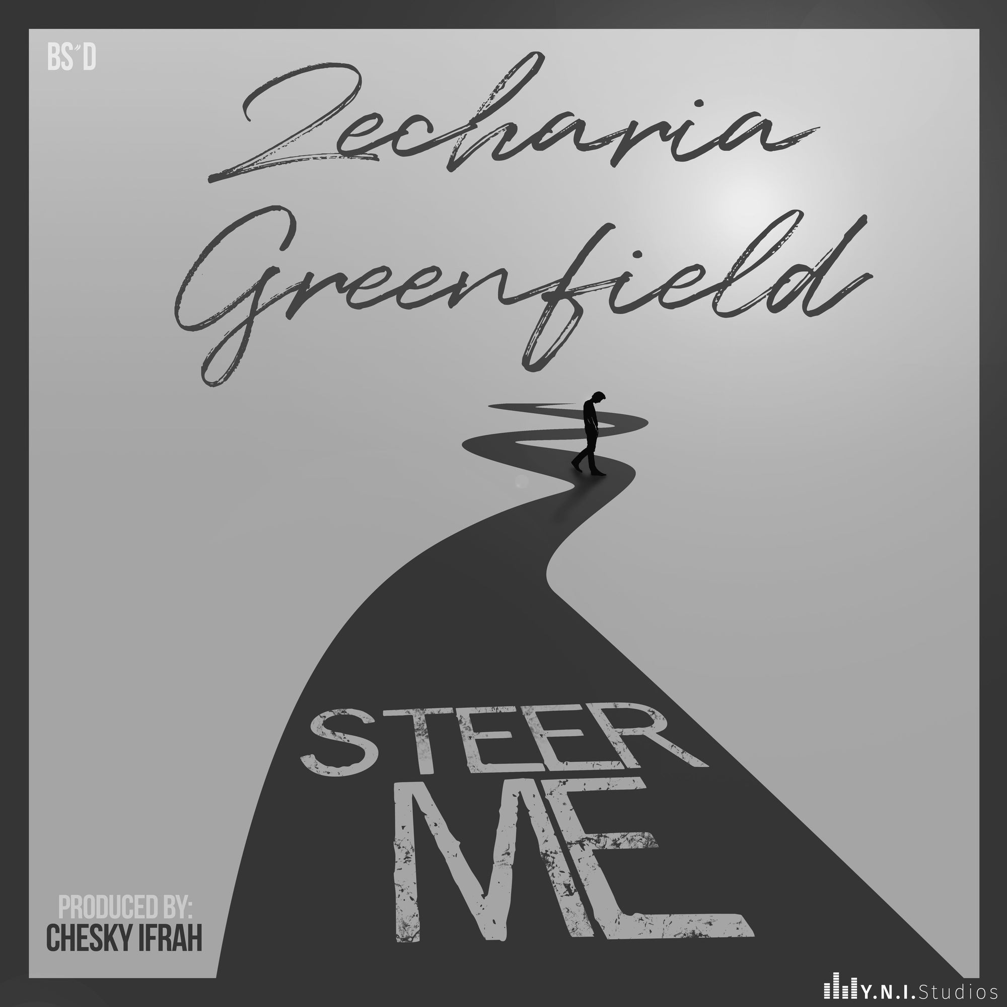 Zecharia Greenfield - Steer Me (Single)