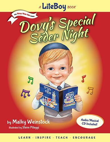 Lite Boy # 4 - Dovy's Special Seder Night