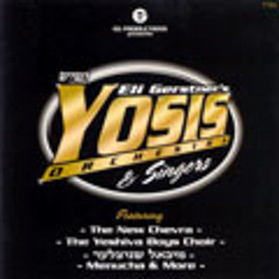 Avremi G - Yosis Orchestra And Singers