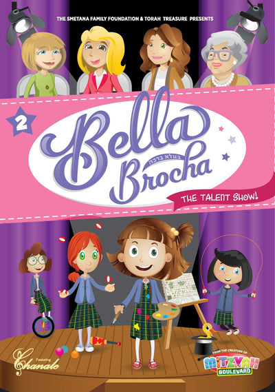 Bella Brocha 2 - The Talent Show