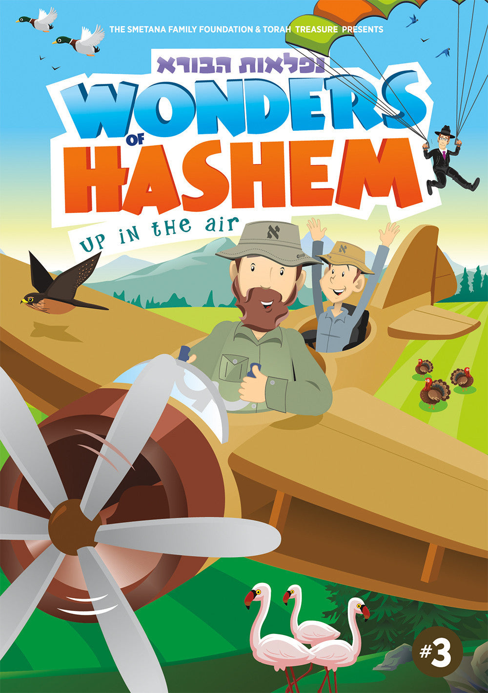 Wonders Of Hashem 3 - Up In The Air