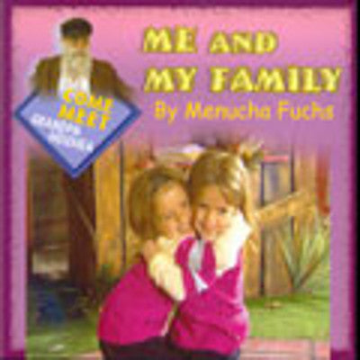 Menucha Fuchs - Me And My Family