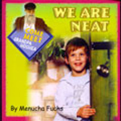 Menucha Fuchs - We Are Neat