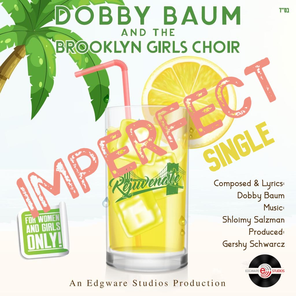 Dobby Baum (feat. Brooklyn Girls Choir) - Imperfect (Single)
