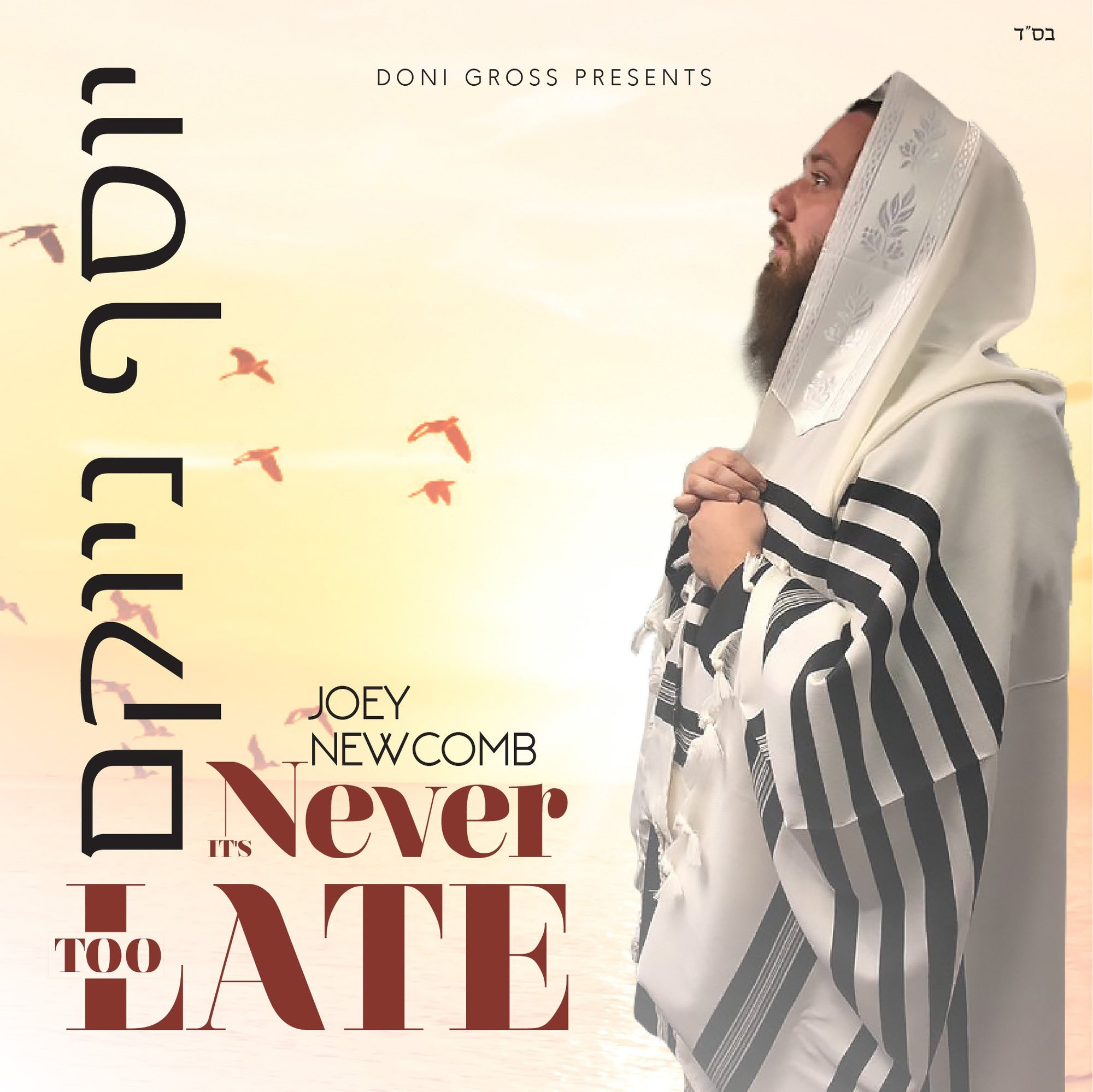 Joey Newcomb - It's Never Too Late (Single)