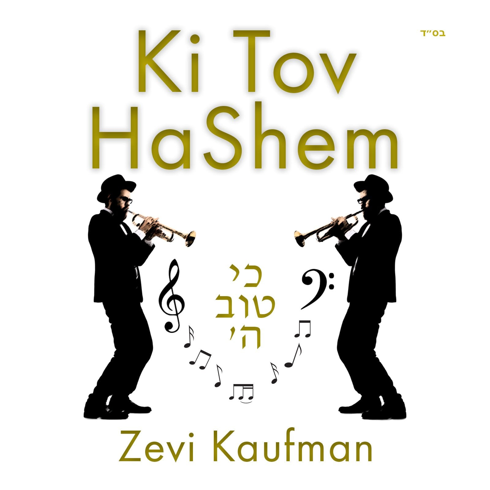 Zevi Kaufman - Ki Tov Hashem (Single)
