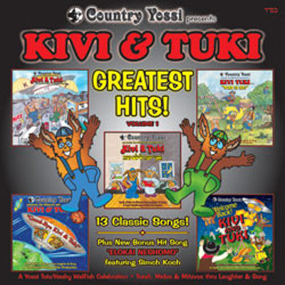 Kivi & Tuki - Greatest Hits