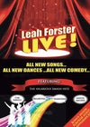 Leah Forster - Live DVD