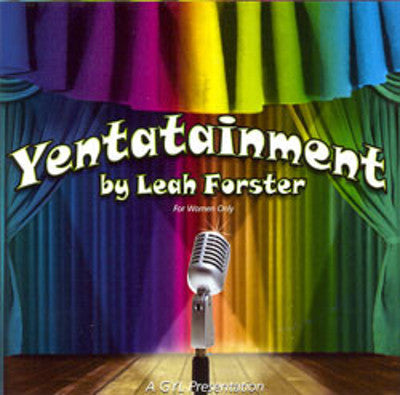 Leah Forster - Yentatainment - Mostly Music
