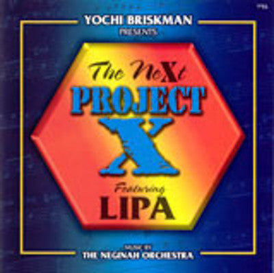 Lipa Schmeltzer - The Next Project X