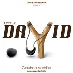 Gershon Veroba - Little David the Fight In The Man