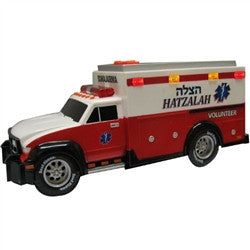 Road Ripper - My First hatzalah